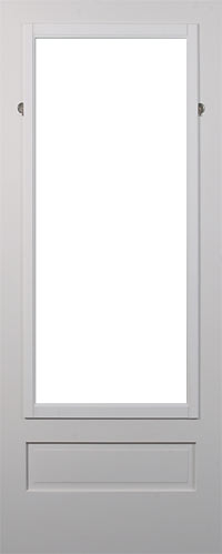 Cdc primed doors for Door and screen door combo