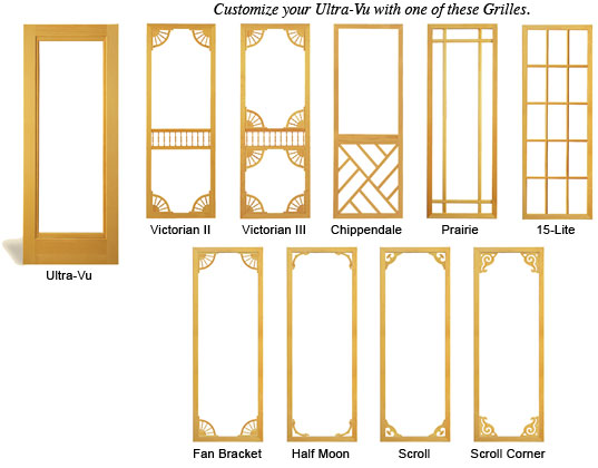 Cdc Door Styles Amp Grille Designs