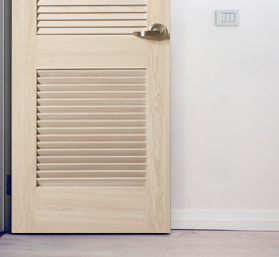Fitting Room Doors & CDC | Quality Wood Doors